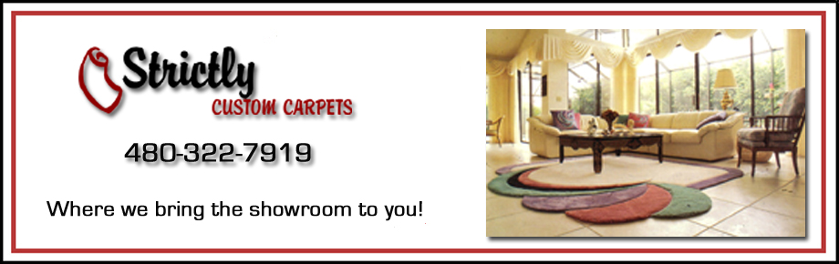 Strictly Custom Carpets
